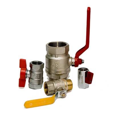 Запорная арматура для полипропиленовых труб вода